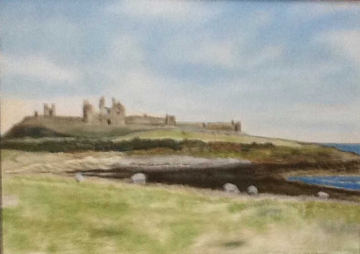 Walk to Dunstanburgh