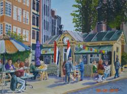 Het Stadspalais. amsterdam