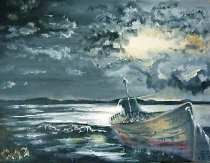Moody Boat