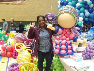 Julie Cylla - Top Notch Balloon Creations