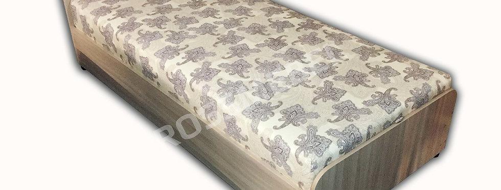 Кровать Классик 120 с матрасом