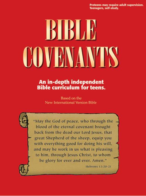 Pre-teens & Teens - Bible Covenants