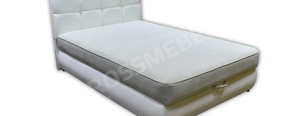 Кровать Монако 140 с матрасом
