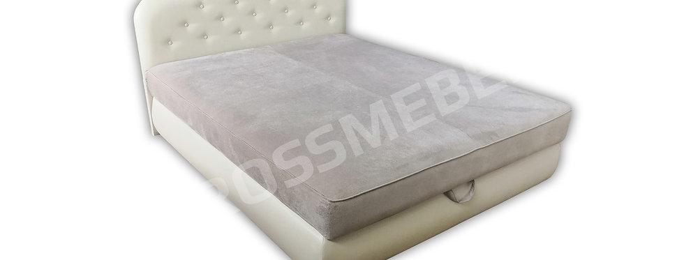 Кровать Мальта 140 с матрасом