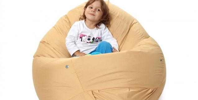 Бескаркасное кресло Лиль