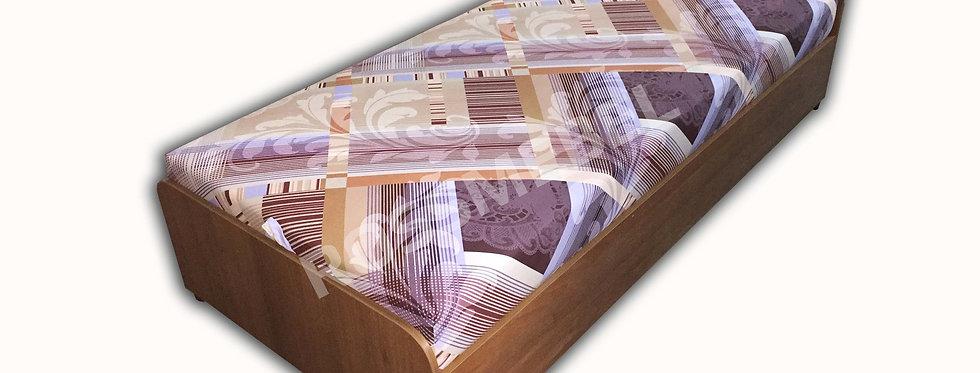 Кровать Классик 110 с матрасом
