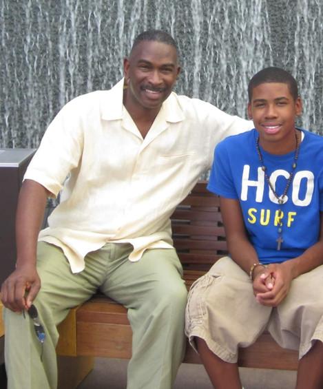 Jordan and I in Las Vegas 2011