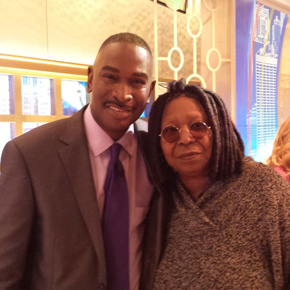 The View with Whoopie Goldberg