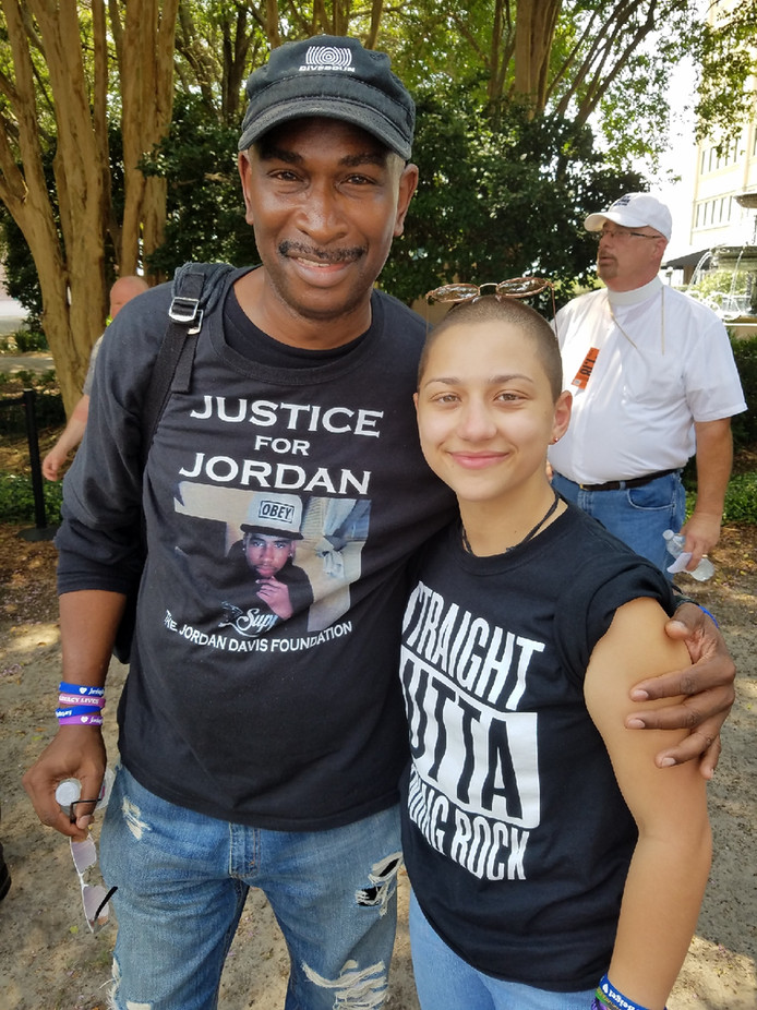 March for Our Lives with Emma Gonzalez
