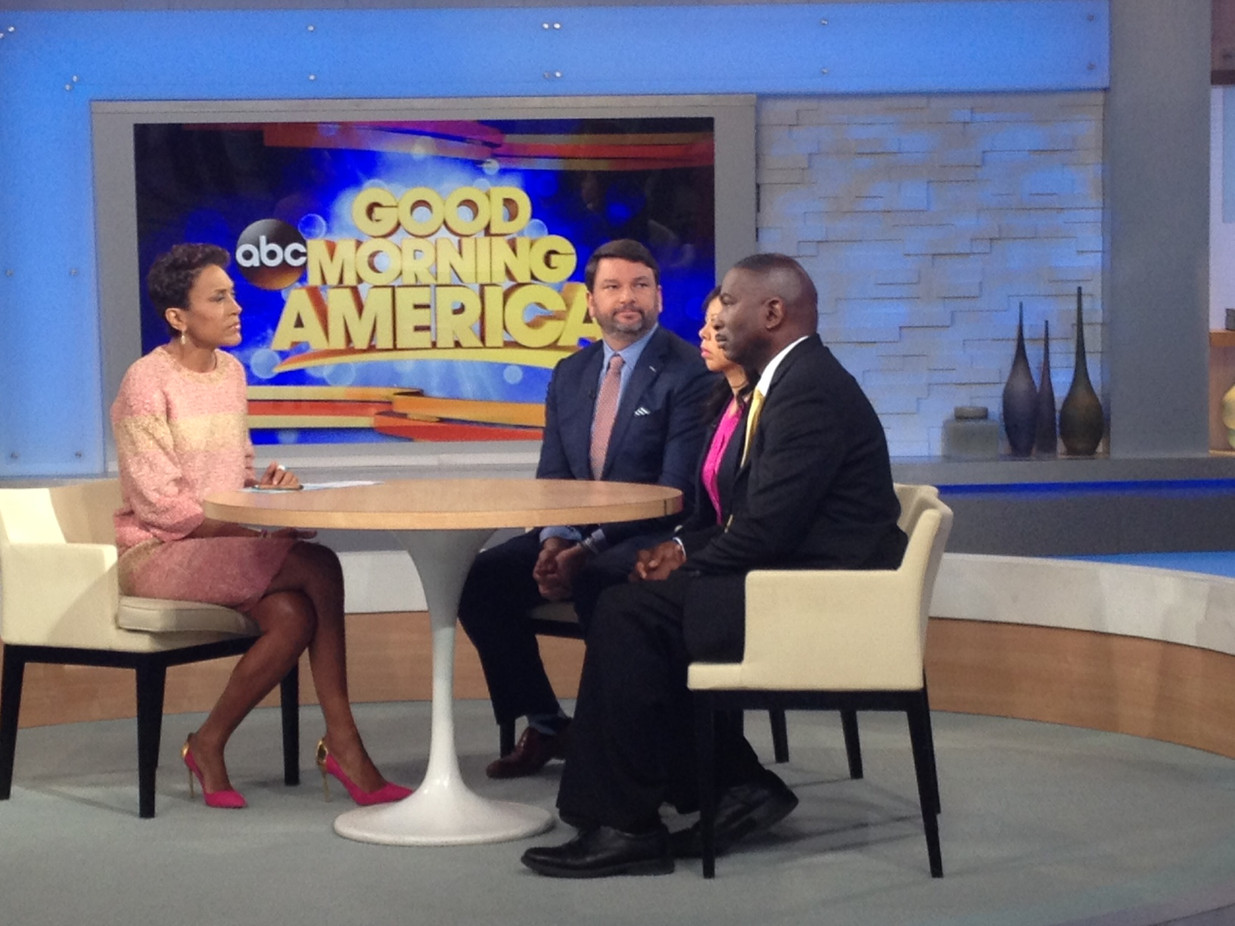 Good Morning America with Robin Roberts