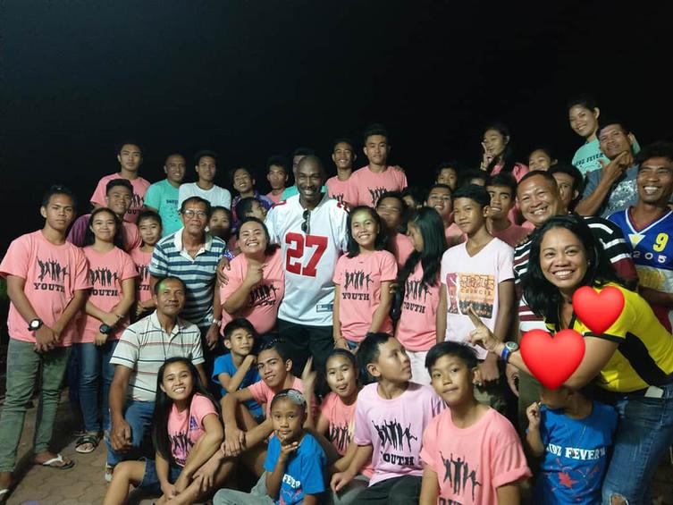 Hipgos Village Youth Volunteers