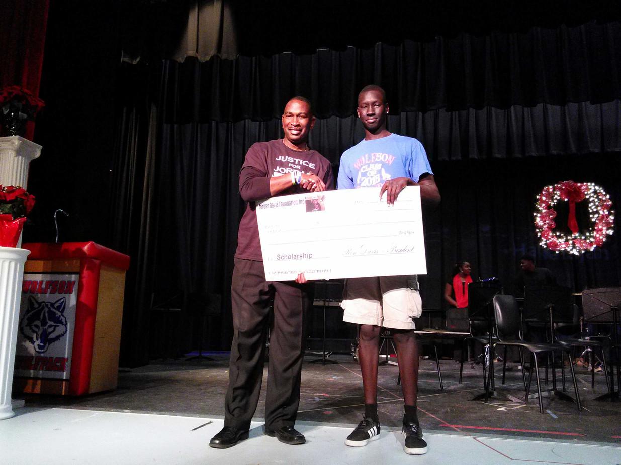 Jordan Davis Scholarship Program