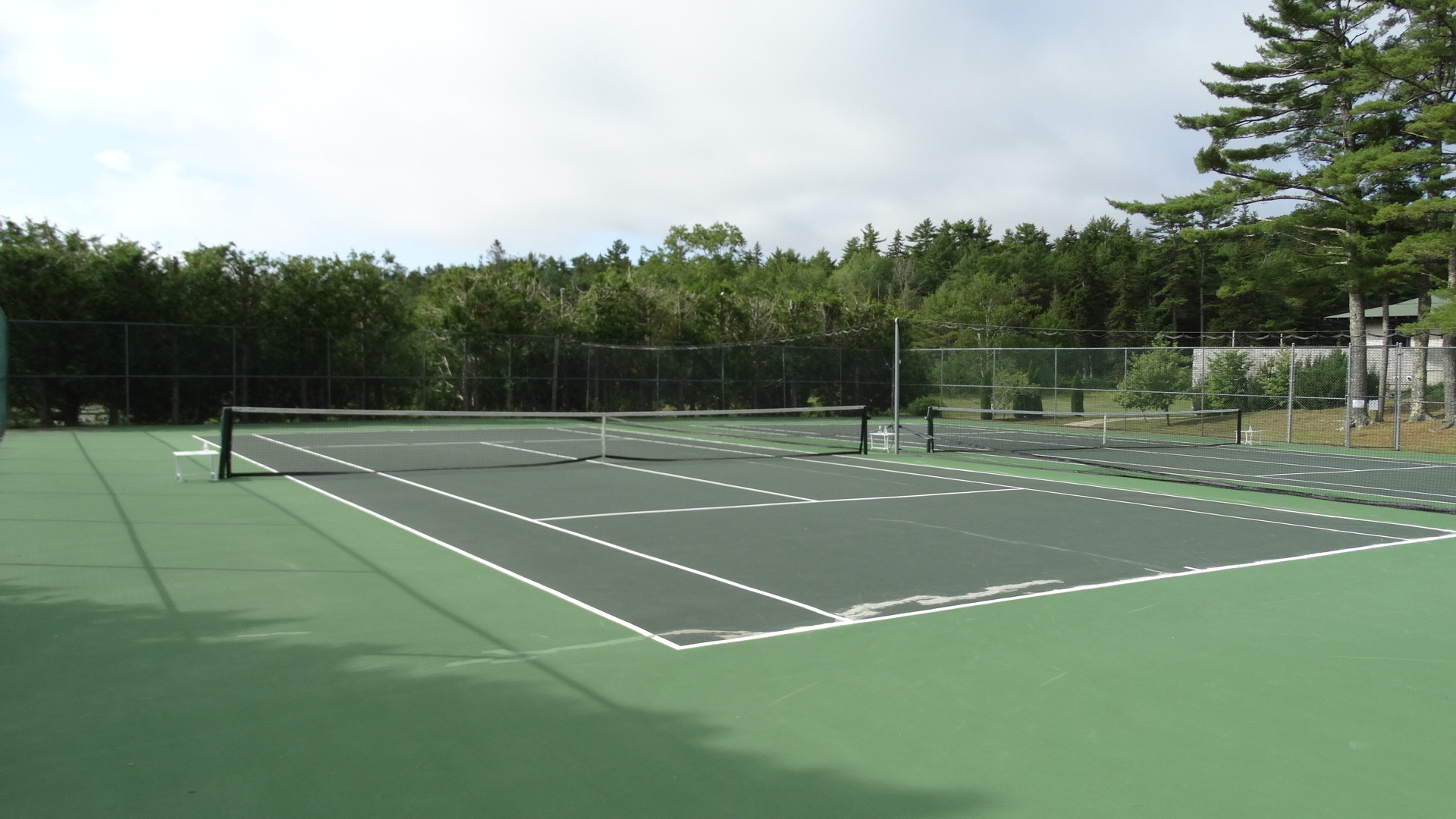 Hard Court #1 Reservations