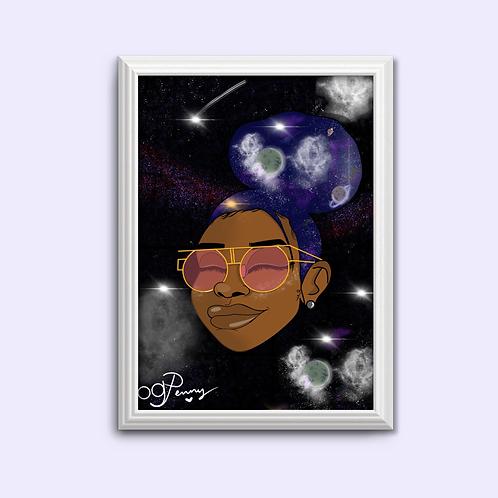 """Starfire"" Art Print"