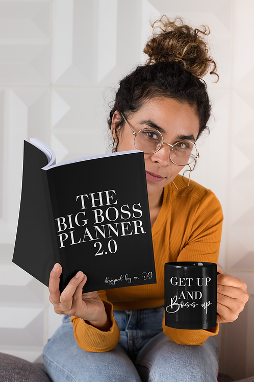 The Big Boss Planner 2.0