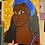 "Thumbnail: ""Honey Hued"" Canvas Art"