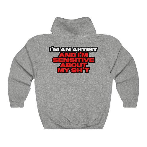 """""""Mama Badu Taught Me"""" Unisex Heavy Blend™ Hooded Sweatshirt"""