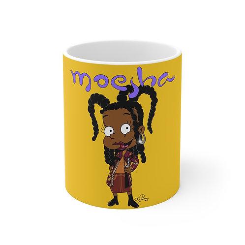 """Moesha Car-Mitchell"" Mug 11oz"