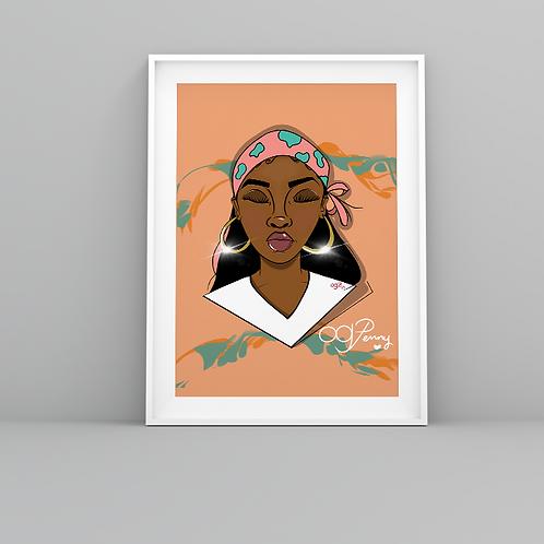 """Serenity"" Art Prints"