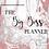 Thumbnail: The Big Boss Planner