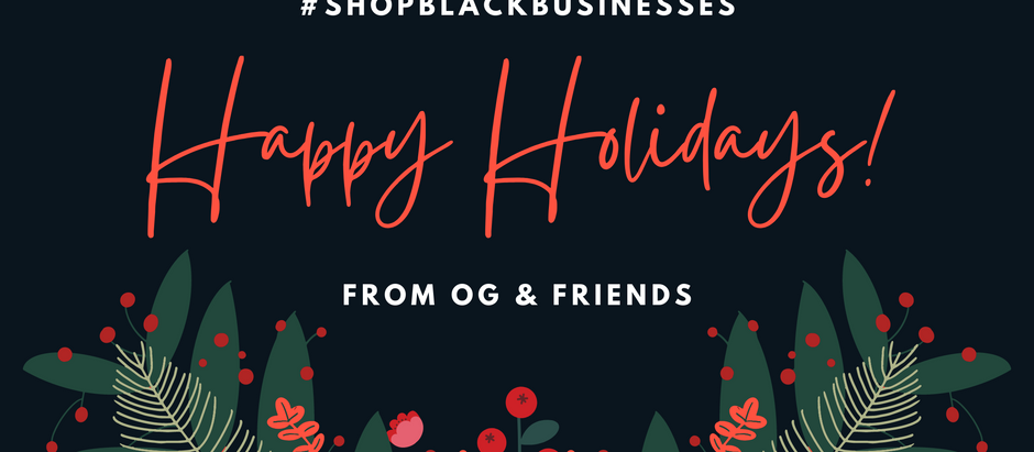 Black Business Holiday Shopping Guide