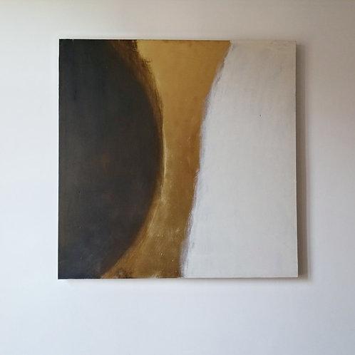Nox e Dies III - 100x100 cm