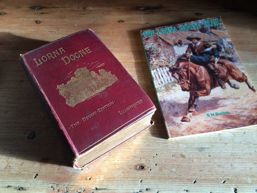 Lorna Doone and the Romance and Drama of Exmoor