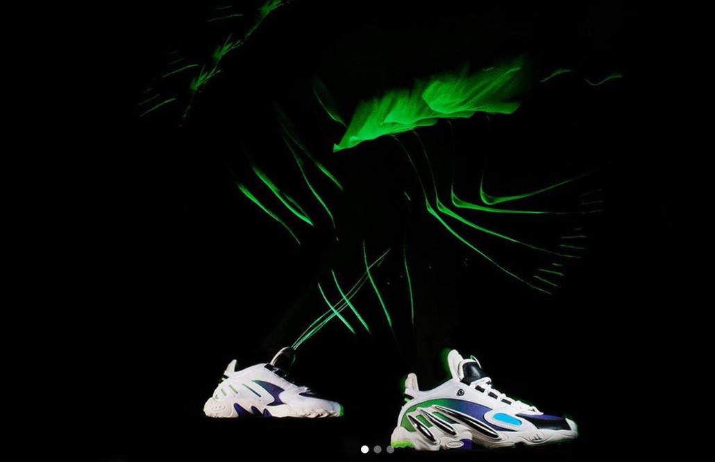 Adidas X Sankaunz Campaign