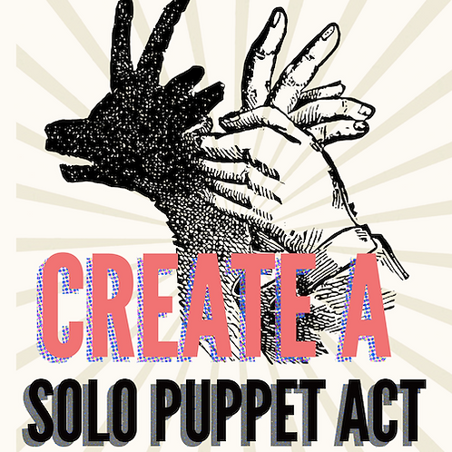 Create a Solo Puppet Act