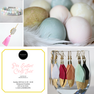Pre Easter Craft Fair