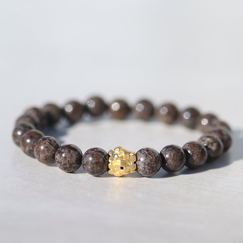 Brown Obsidian bracelet