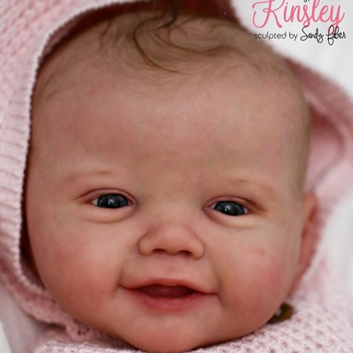 Kinsley Doll Kit By Sandy Faber_LDC Soft Line_19""