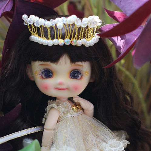 *One-Off* [White] Dora Dimple Completed Full Set Doll