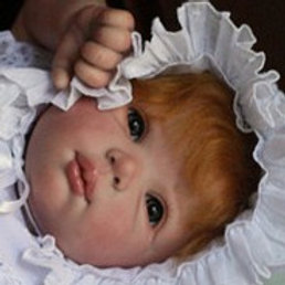 Nancy Doll Kit By Elly Knoops -20""
