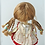 Thumbnail: Faux Mohair Wig JD012-M9-Golden Brown  Size 5-6""
