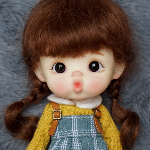 [White]DuDu Completed Full Set Doll