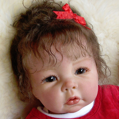 """Luca Doll Kit By Elly Knoops _ 20"""""""