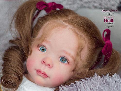 """Hedi Doll Kit By Karola Wegerich-24""""-Limited Edition 555"""