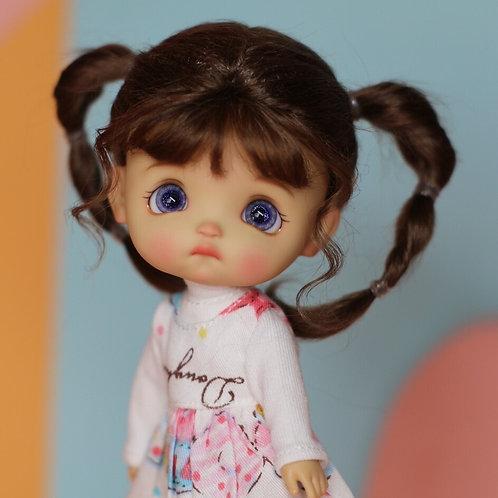 [Tan] Eggy Completed Full Set Doll - Girl