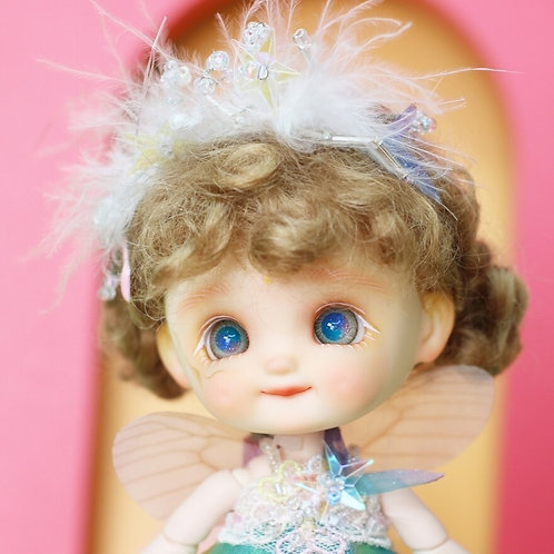 *One-Off* [White]Dimple Fairy Completed Full Set Doll