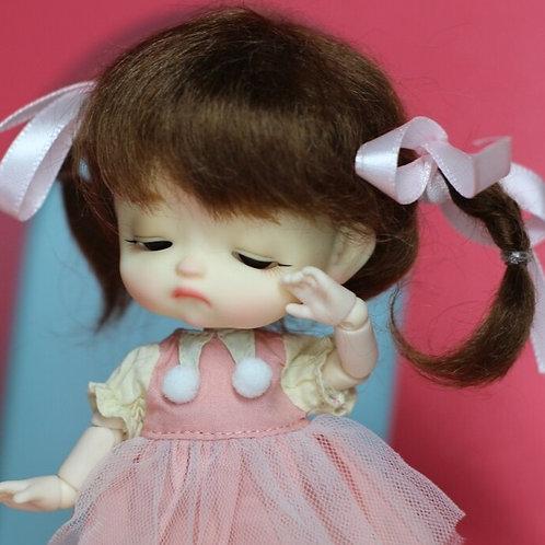 [White] Sleepy Eggy Completed Full Set Doll - Girl