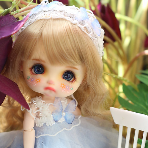 *One-Off* [White] Iva Eggy Completed Full Set Doll