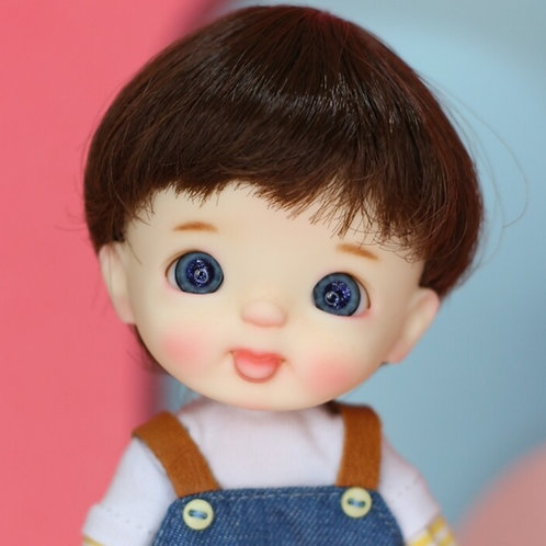 [White] Tommy Completed Full Set Doll - Boy