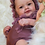 "Thumbnail: Sanya Doll Kit By Gudrun Legler -19""-LE1001"