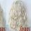 "Thumbnail: Faux Mohair Wig JD402-SM202-Light Blond   Size 5-6"""