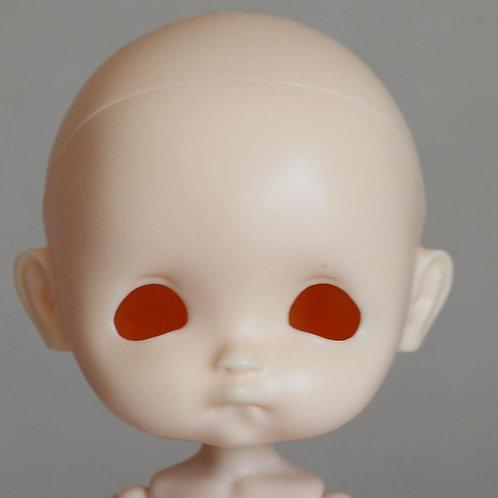 Eggy Blank Doll Kit Set [White]