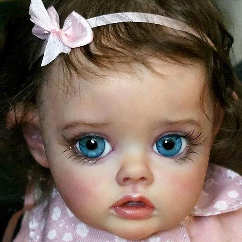 """Flo Mini Elf Doll Kit By Natali Blick - LE2150 - 12"""""""
