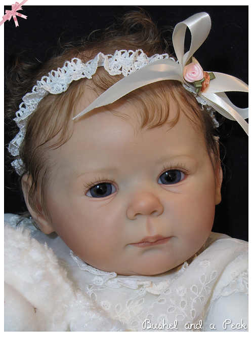 "Marley Doll Kit By Ann Timmerman_21"""