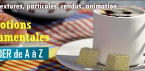 Accédez à des ateliers complets sur Blender
