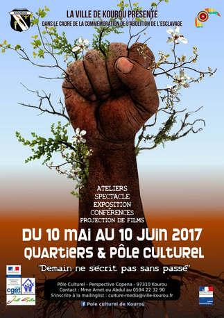 Affiche abolition de l'esclavage